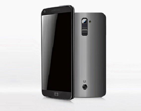 LG G3 Seri Kitkat dari LG