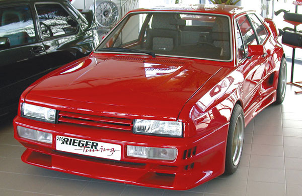 old vw scirocco