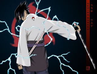 sasuke uchiha wallpaper shippuden akatsuki chibi cool orochimaru