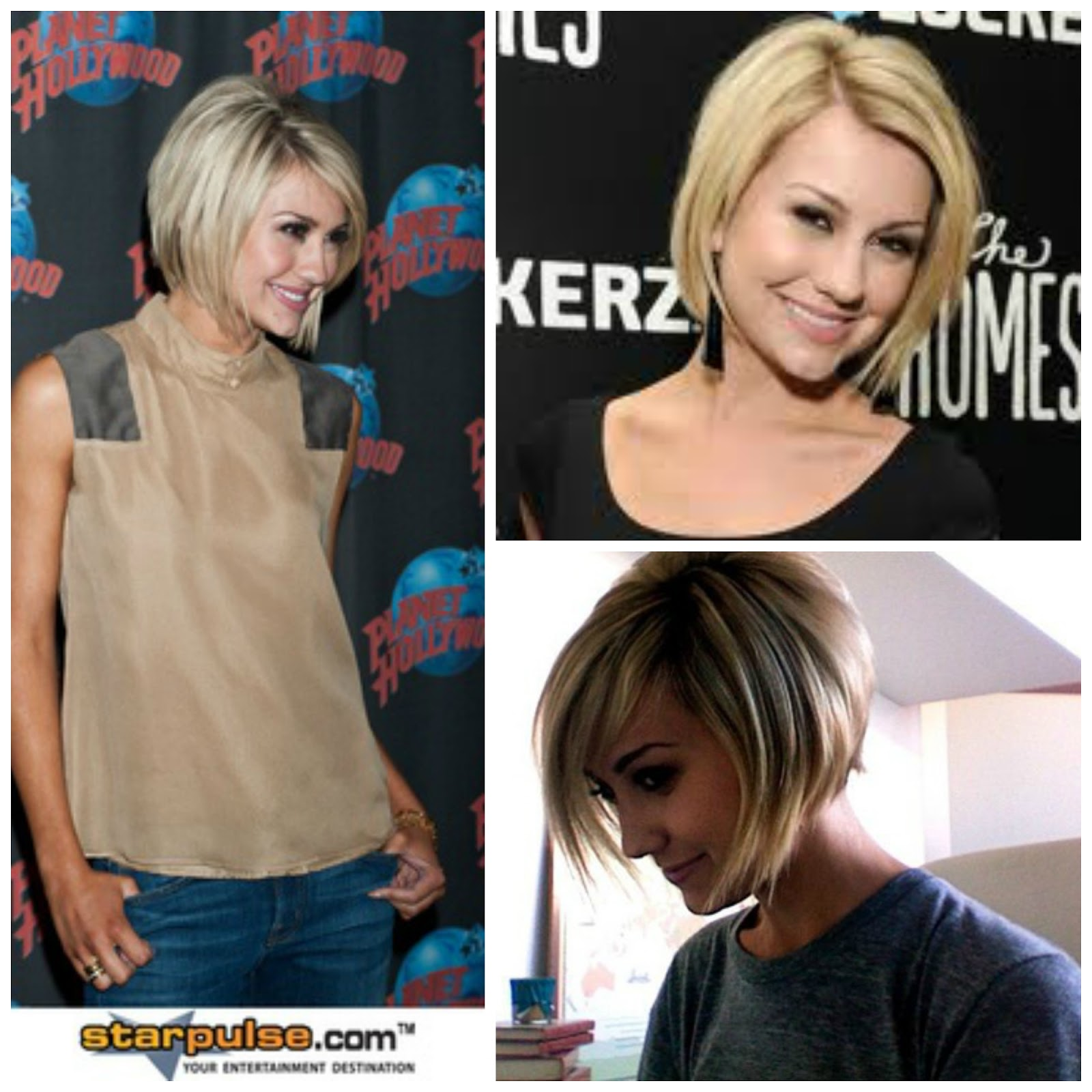 Chelsea Kane Hair Back View View Image