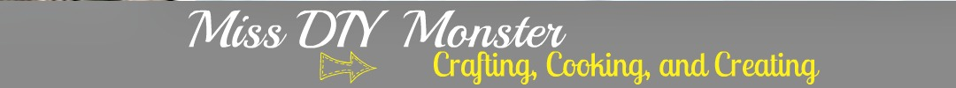 Miss DIY Monster