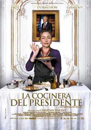 LA COCINERA DEL PRESIDENTE (2012) Ver Online - Español latino