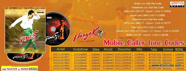 1 155821 535928006417331 659773805 n Exclusive NAYAK Caller Tunes List   AtoZpuLse