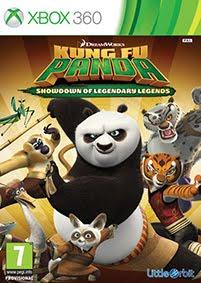 Kung Fu Panda Confrontación de leyendas legendarias