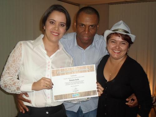 Henaura, Isaildo e Ana Paula
