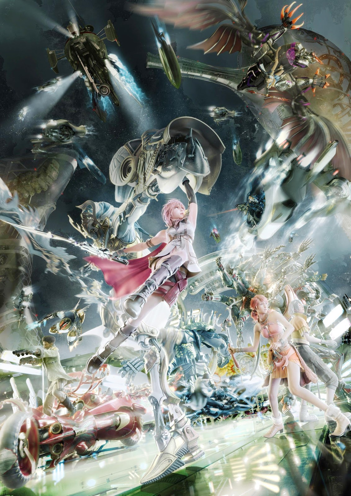 Final Fantasy XIII Wallpaper (70+ images)