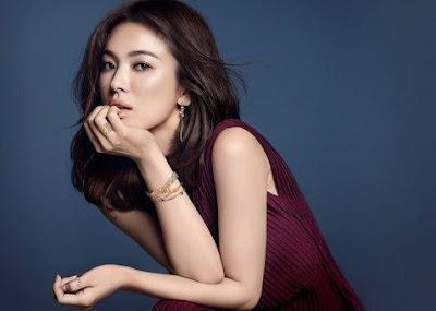 Song Hye Kyo 10 Artis Korea Selatan Paling Cantik dan Populer