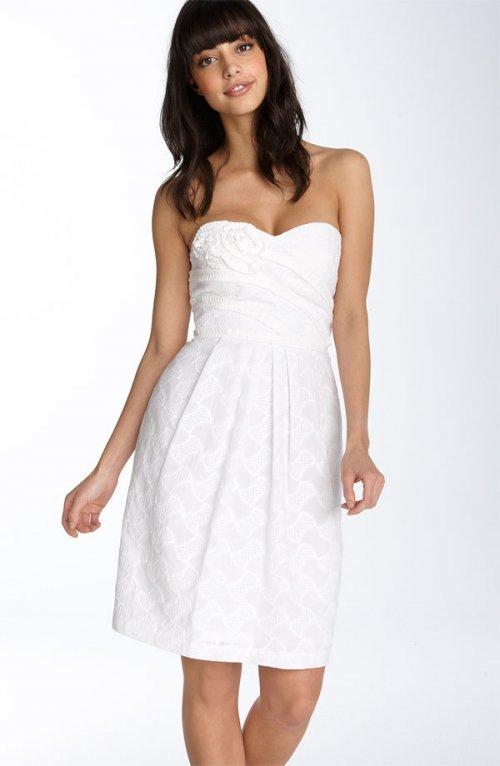 White Wedding Rehearsal Dress 85 Beautiful Suzi Chin