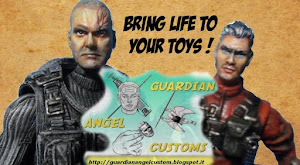 Guardian Angel Customs Toys
