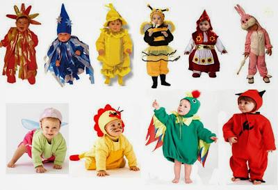 Fantasias de Carnaval