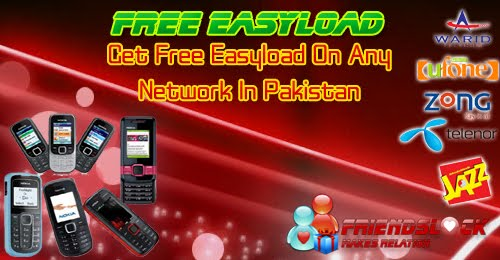 Click here to Get Free Easyloads