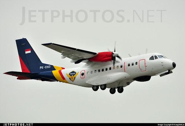 Pesawat CN-235 Patroli Maritim Korea Selatan