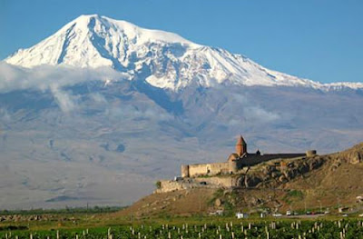 Armenia turismo paisaje