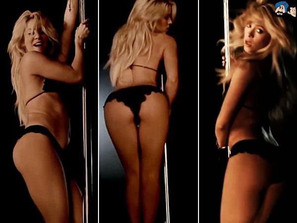 Shakira Shakira Rabiosa Hot