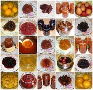 Gemuri, dulceturi, compoturi pentru iarna