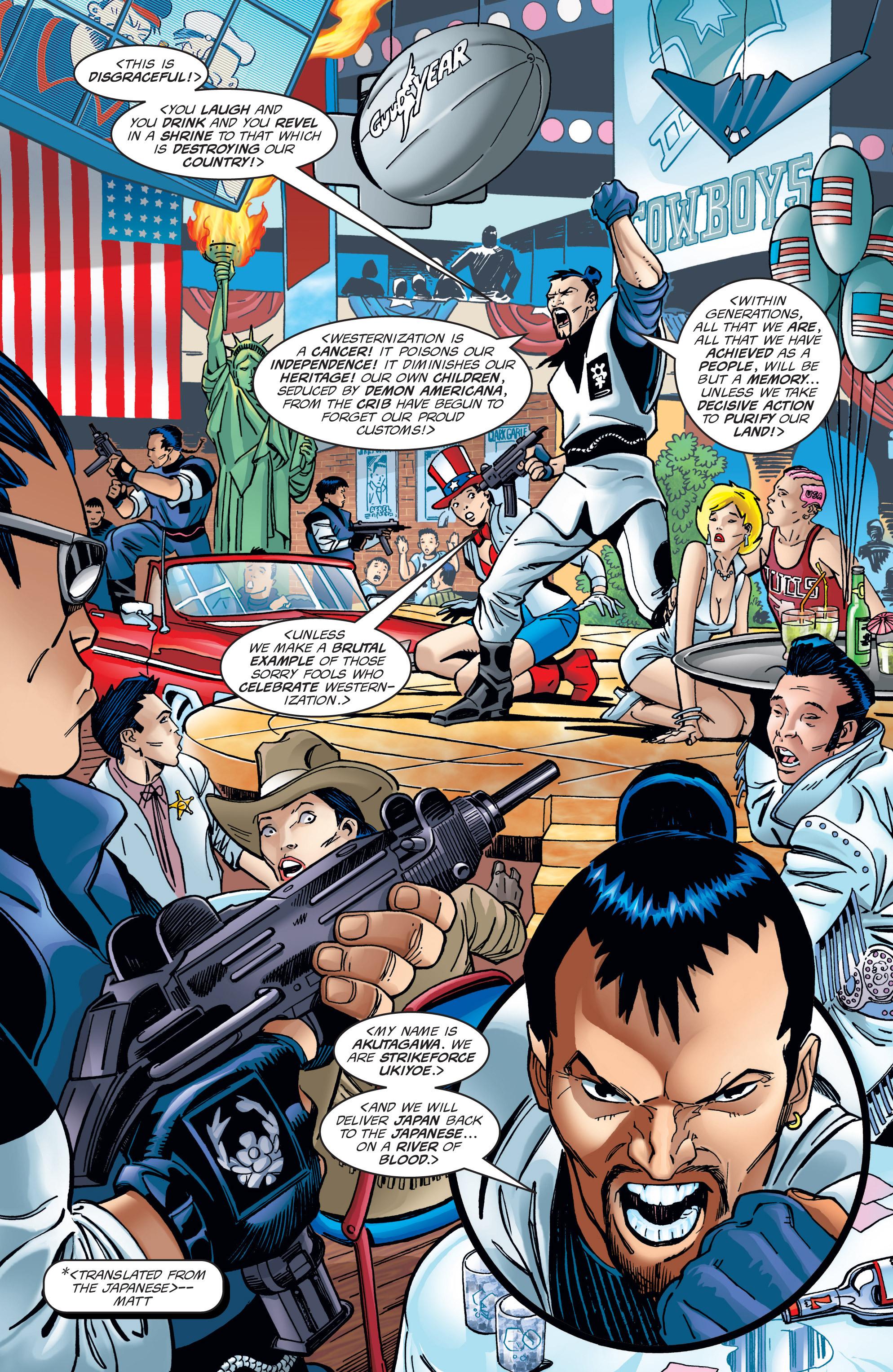 Captain America (1998) Issue #1 #4 - English 5
