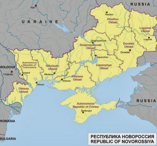 "Putin Calls For ""Immediate Talks"" Over Eastern Ukraine ""Statehood"""