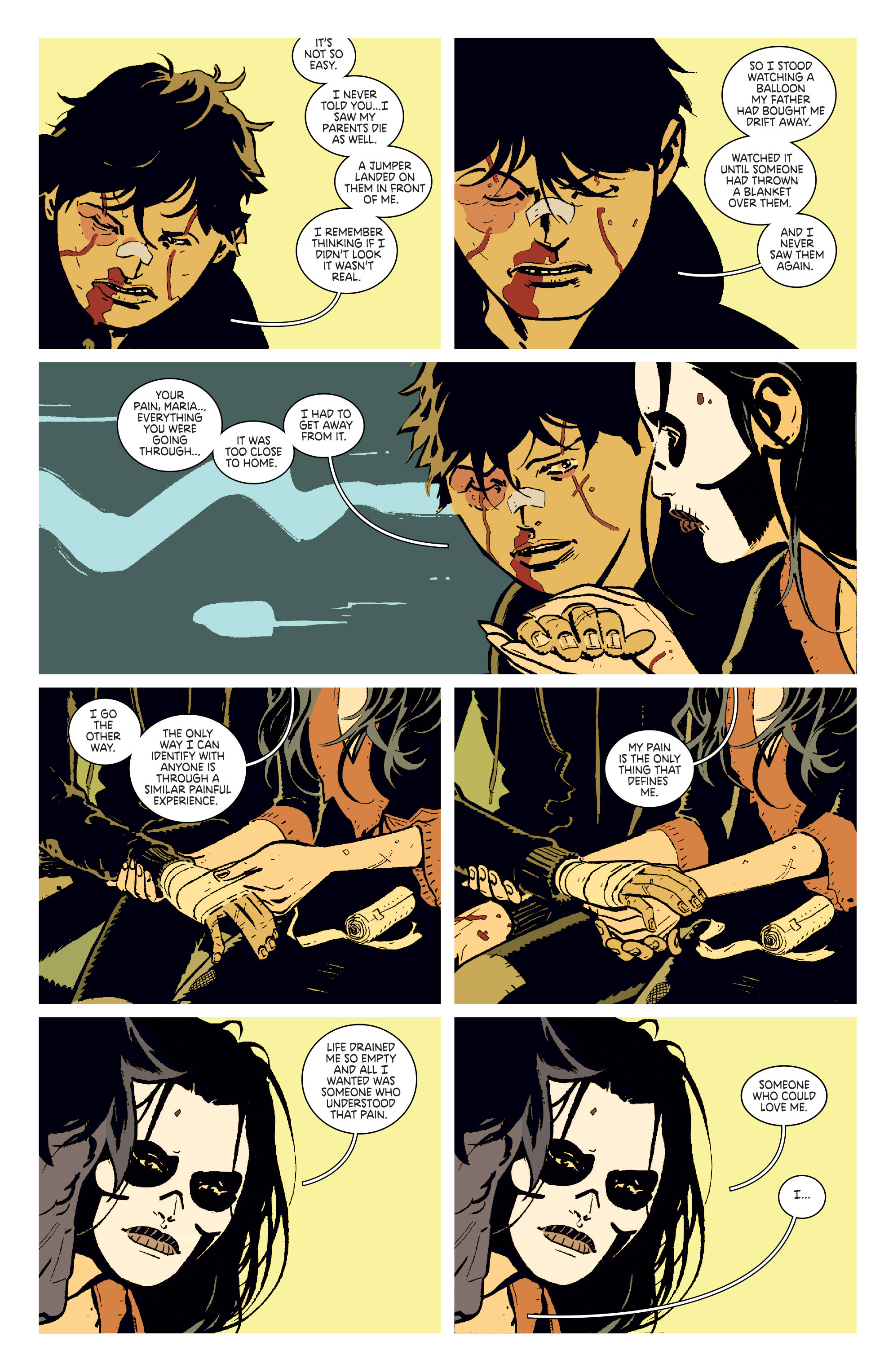 Read online Deadly Class comic -  Issue # _TPB 3 - 19