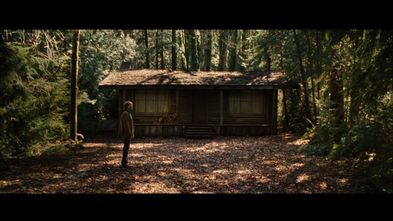 Happyotter: THE CABIN IN THE WOODS (2011)