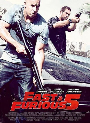 Fast & Furious 5 เร็ว แรงทะลุนรก 5 [ มาสเตอร์ ]