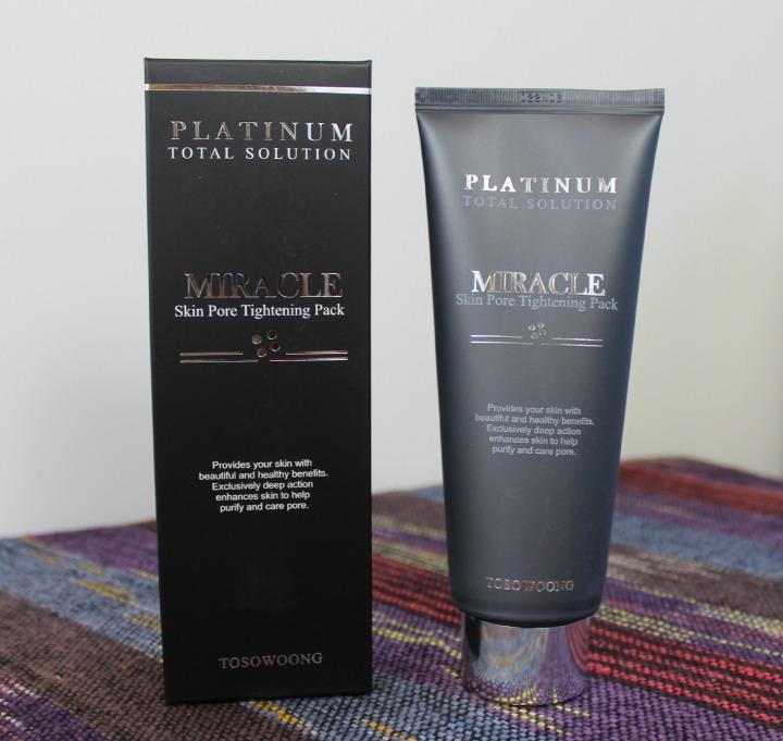 Tosowoong Platinum Pore Tightening Pack