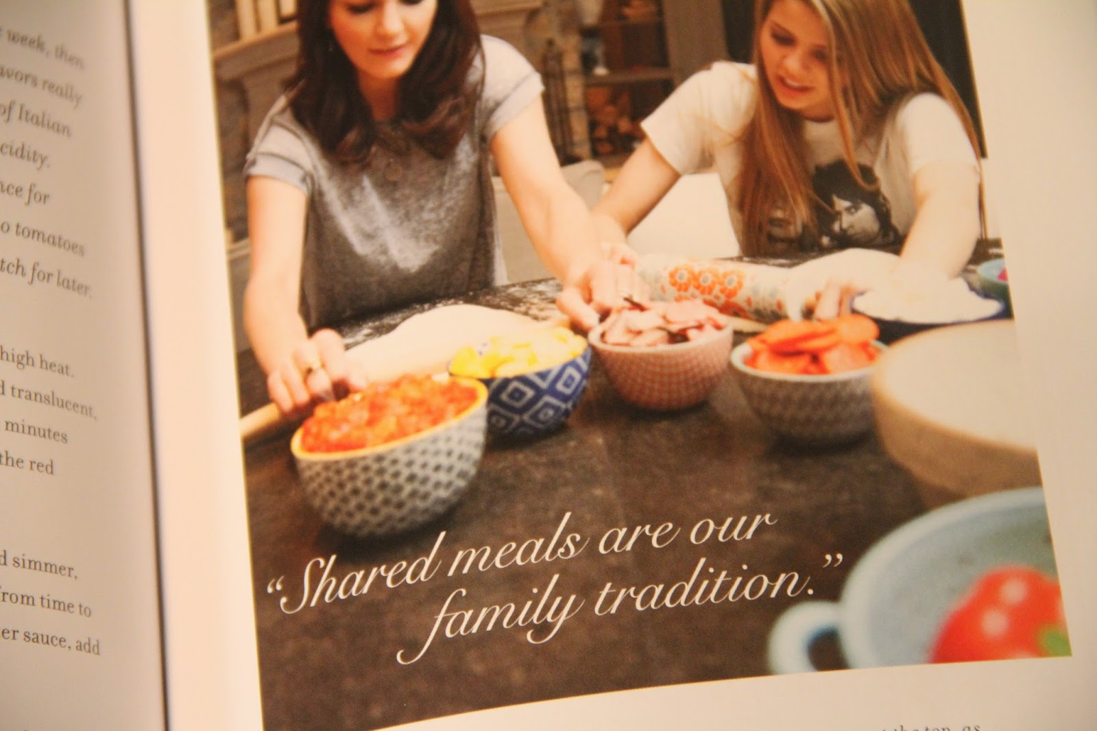 Deep South Dish: Book Review - Around the Table by Martina McBride