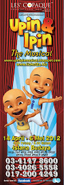 Upin & Ipin the Musical