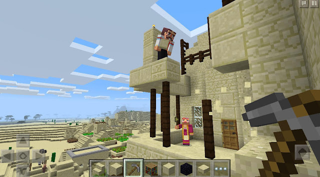 Minecraft: Pocket Edition - VER. 0.11.1 apk hack , cheat ,infite Health Free download