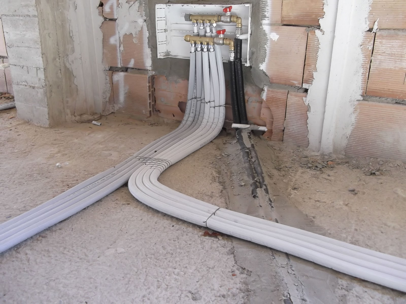 Il blog dell 39 idraulico tubo multistrato 25 - Riscaldamento per bagno ...