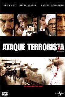 Ataque Terrorista Dublado