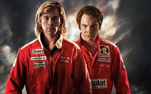 Rush film Niki Lauda recensione
