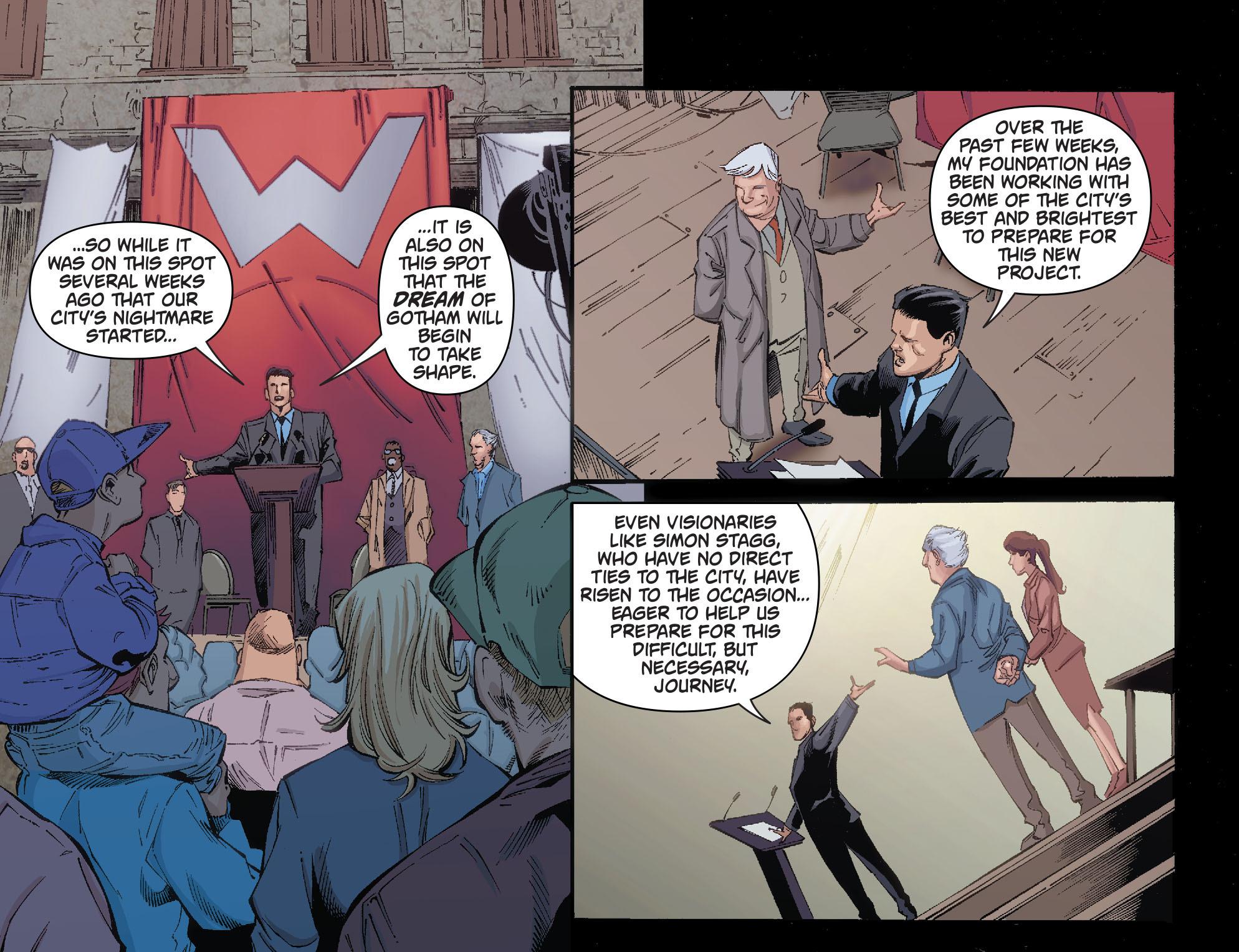 Batman: Arkham Knight [I] Issue #7 #9 - English 15