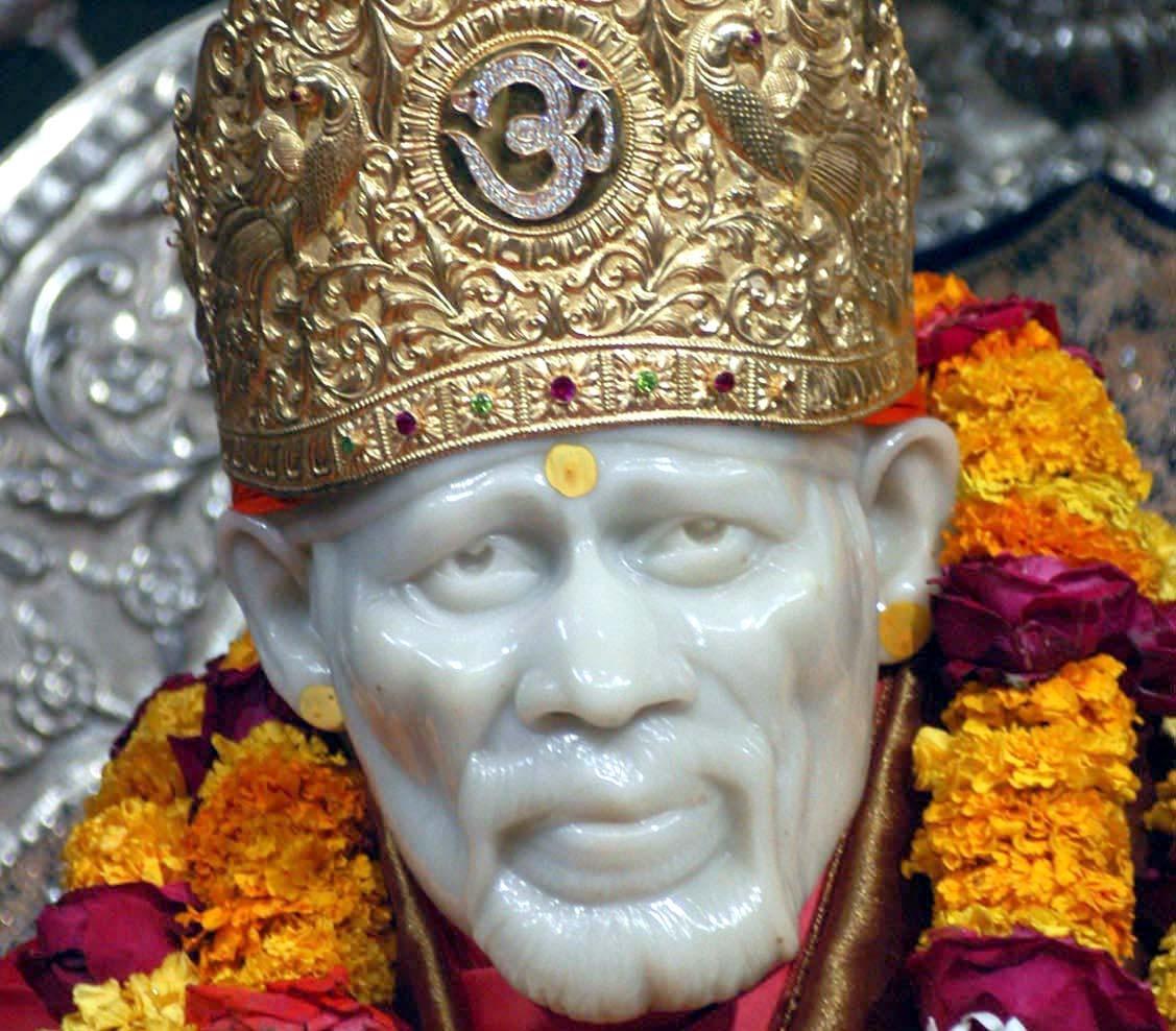 Sai Baba Temple Photos, Om Sai Temple Images - Festival Chaska