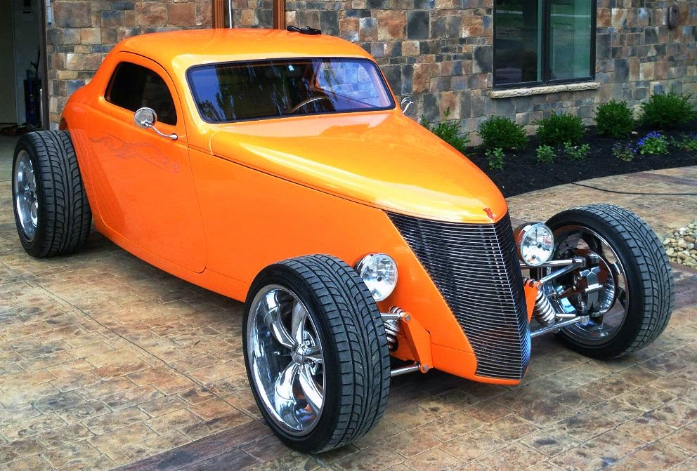 Street Rods For Sale: 1937 Ford Street Rod