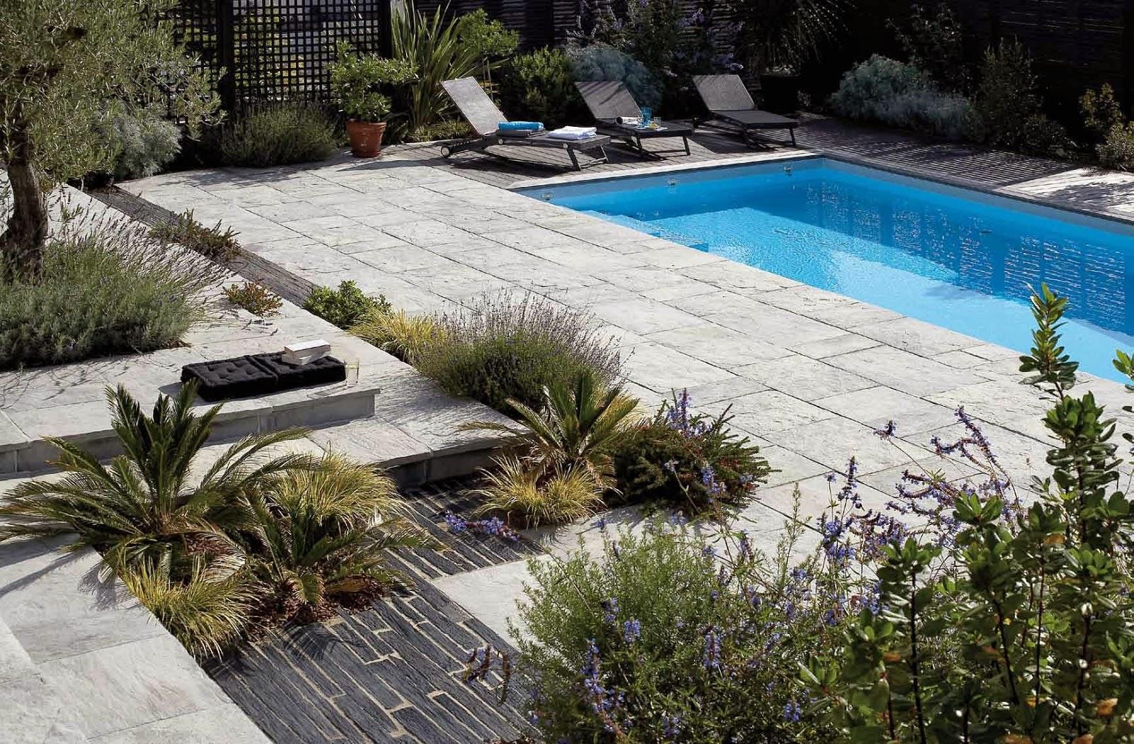 Genie bricolage d coration - Amenagement jardin avec galets ...