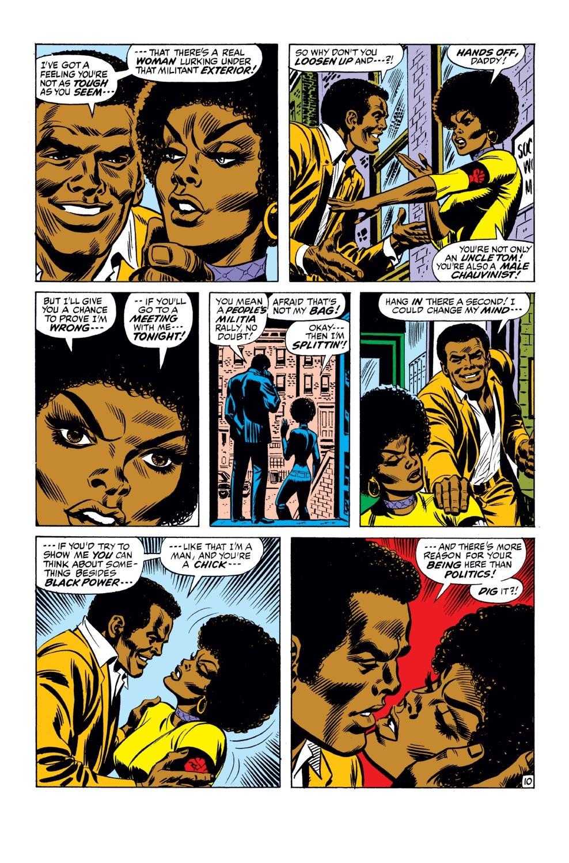 Captain America (1968) Issue #143 #57 - English 11