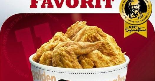 Daftar Harga Menu KFC Terbaru 2014 | Harga Menu Info