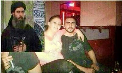 Foto pemimpin ISIS beredar luas di Socmed