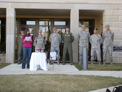 MCPS's Holy Spirit Campus held a Special White Table Ceremony on Veteran's Day! 1