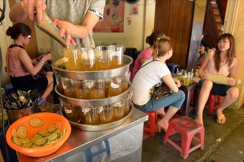 A! trà chanh, trà chanh Đào Duy Từ