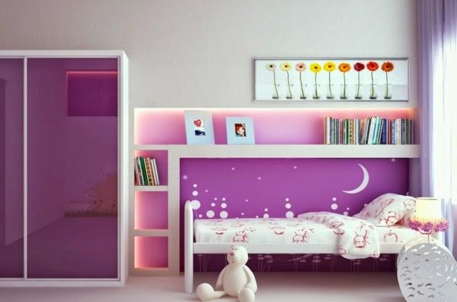 Decorar habitaciones juveniles peque as dormitorios - Dormitorio pequeno juvenil ...