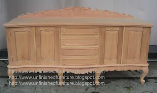 furniture klasik jepara supplier mebel klasik bufet ukir klasik mentah unfinished mahoni supplier jepara furniture bufet klasik mentah