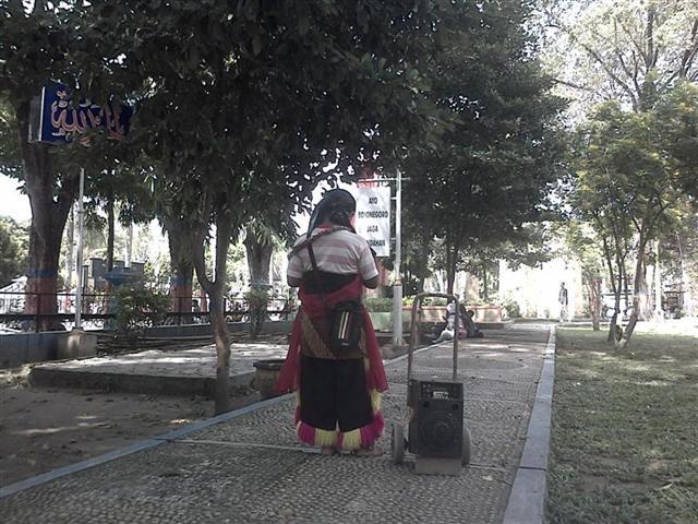 Warok Cilik - Alun-alun Bojonegoro, 07/08/2013