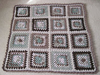 Baby Boy Blanket