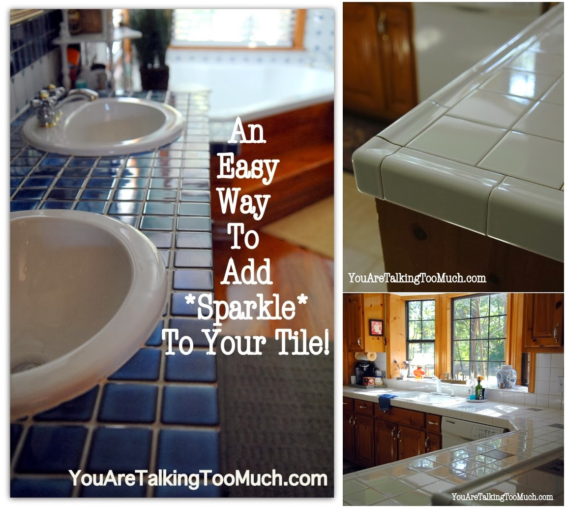 Quick & Easy Way to Make Ceramic Tile and Hardwood Sparkle and shine