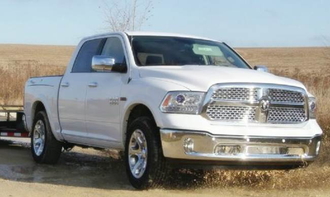 2017 Ram Ecosel Review Auto Express