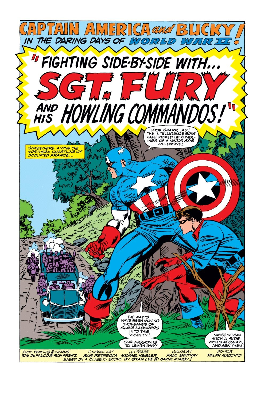 Captain America (1968) Issue #383 #316 - English 28