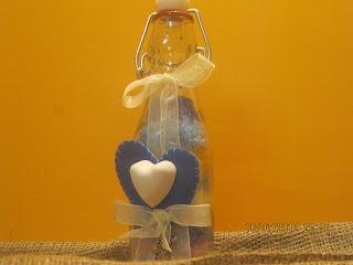 bottiglia con sali profumati - Riechsalz - нюхательная соль - smelling salts - gift ideas -идеи для подарков -  Geschenkideen