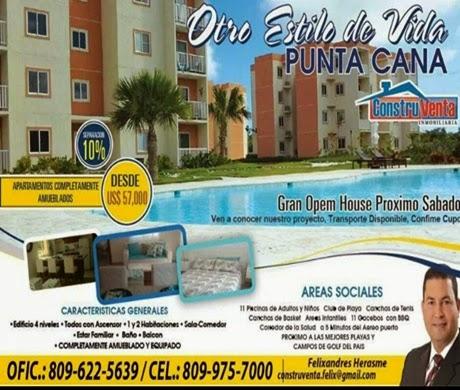 Apartamentos Punta Cana