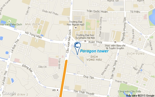 Cam nang Kinh nghiem mua nha chung cu Paragon Tower